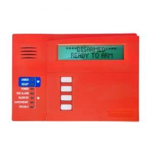 ALPHANUMERIC KEYPAD, COMMERCIAL, FIRE. REQUIRED FOR REV.9 PANELS