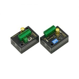 Active Video Balun Transmitter. Up to 1.5 mile (2.4km) range with active receiver.  Video, data, and