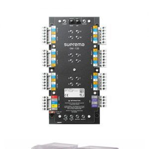 BioStar 2 Output Control Module (12 outputs) Compatible readers and CoreStation, Only Analog Elevato