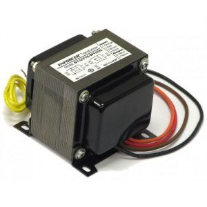 Open-Frame Transformer. Output voltage: 24 or 28 VAC/180W. Input voltage: 120VAC or 240VAC.