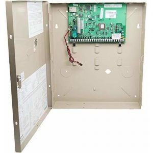 EXPANDABLE 8 ZONE INTEGRATED IP CONTROL