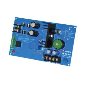 Power Supply/Charger - 12VDC or 24VDC @ 4 amp, AC & battery monitoring.